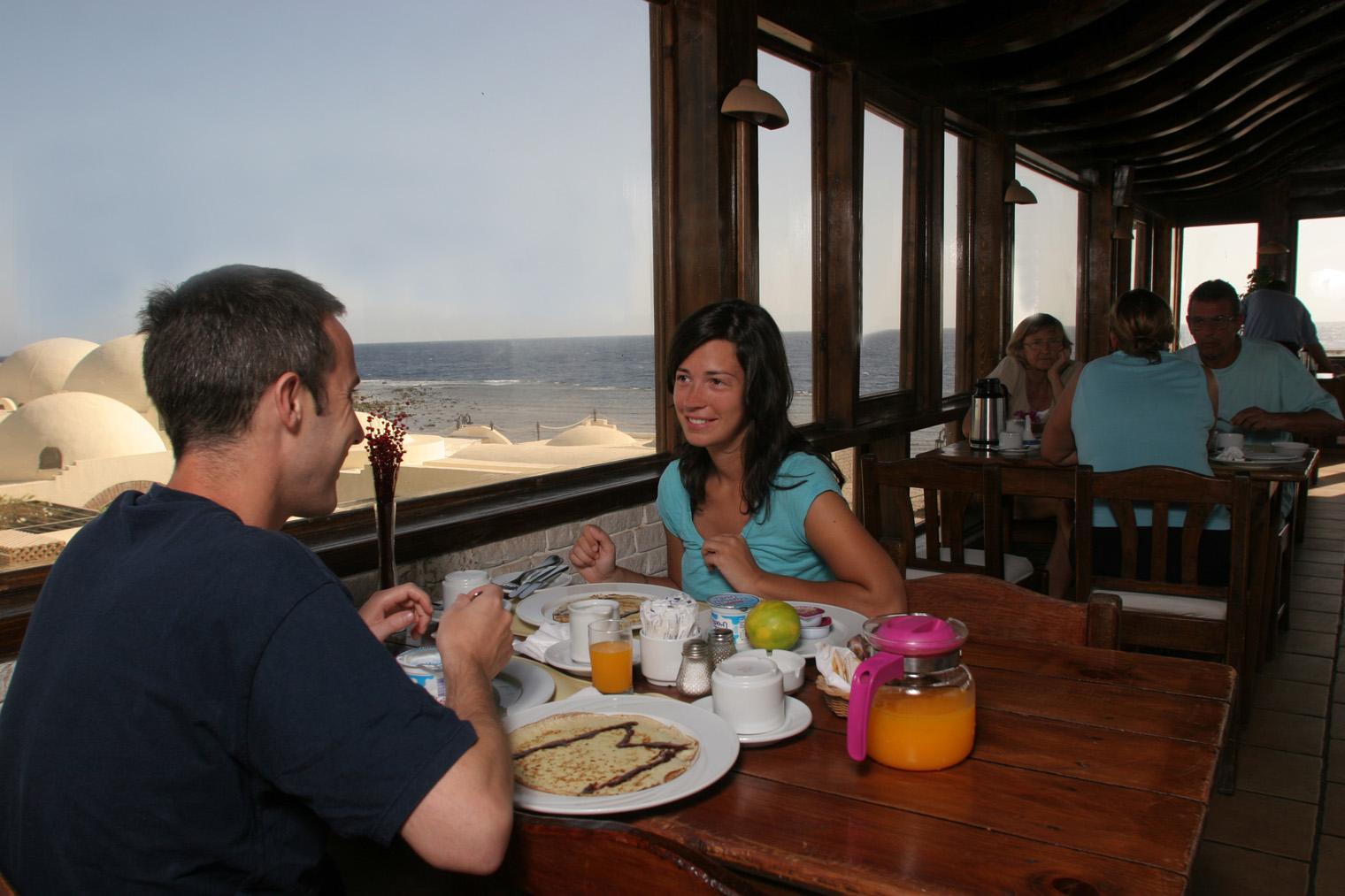 best restaurant Dahab